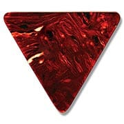 Celluloid Triangle Shell Home