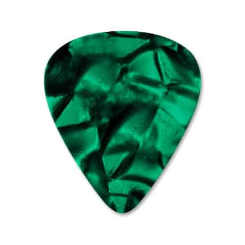 Celluloid Standard Green Pearl