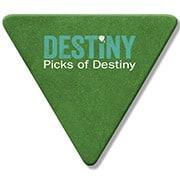 Delrex Triangle .88mm Green